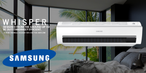 Samsung Whisper - Outstandingly Efficient with better airflow