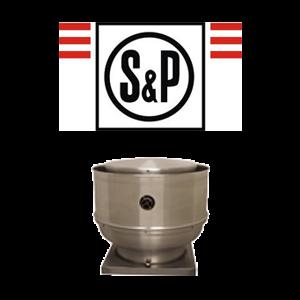 S&P - ERV exhaust ventilation fans