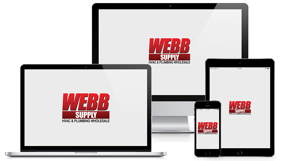 Order Online | Webb Supply